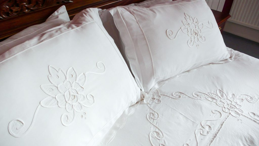 Master Bedroom, Sheets
