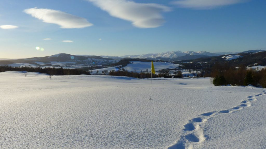 Crieff Hydro Golf Course