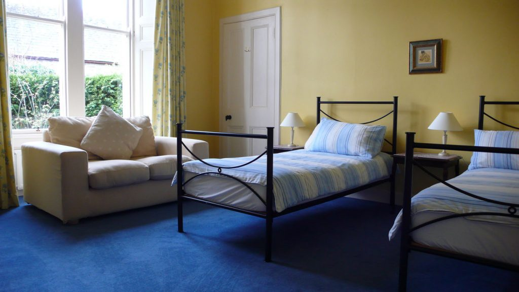 Twin Beds, Old St. Michaels