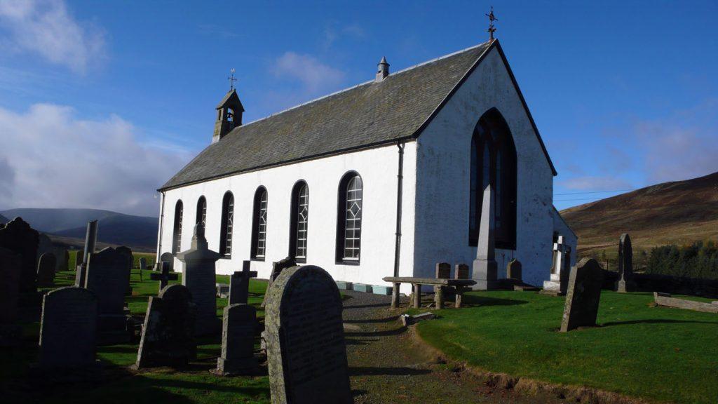Church at Amulree
